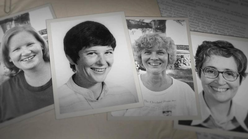 The four churchwomen who were executed in El Salvador in the 1980s.