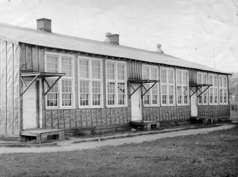 Robert Russa Moton High School, 1951