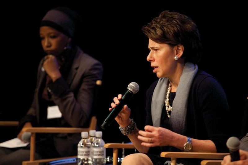 Board of Regents Chancellor Merryl Tisch, who led the push for new standards and testing, is stepping down in March.