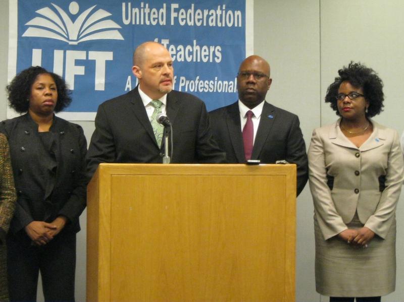 UFT president Michael Mulgrew on the scuttled teacher evaluation deal