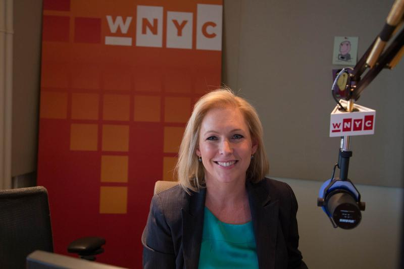 Sen. Kirsten Gillibrand on WNYC's Brian Lehrer Show