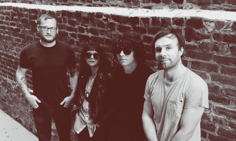 Shilpa Ray with her band