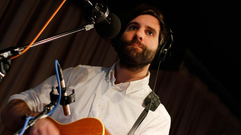 Shout Out Louds performs in the Soundcheck studio.