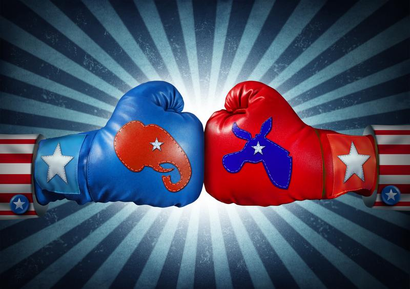 The Republican and Democratic Presidential Candidates Will Soon Debate.
