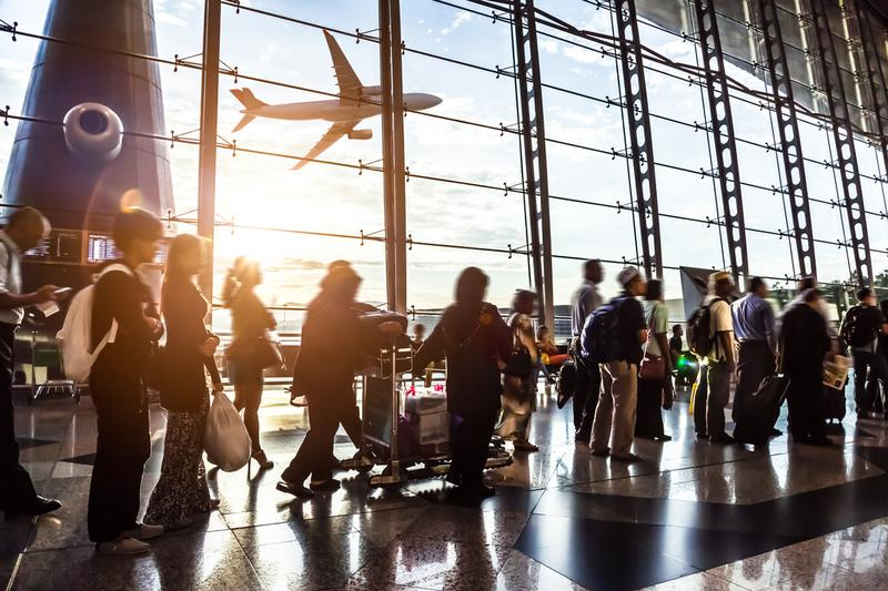 False security reports have led to chaos at LAX and JFK. A designer explains how airports in post-9/11 America fail to account for both perceived and real threats of terrorism.