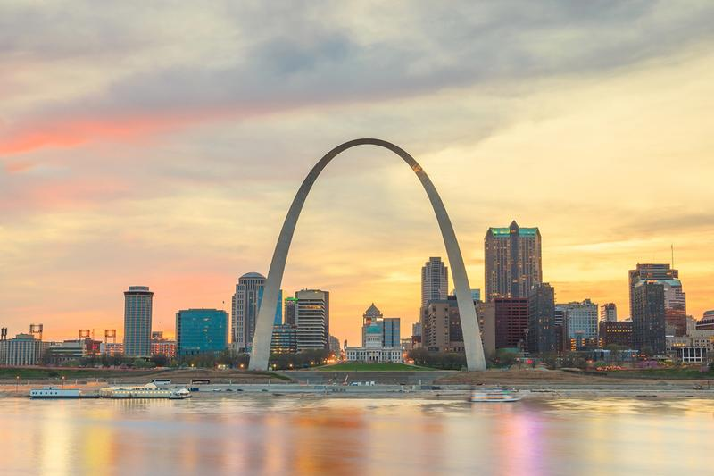 The Takeaway is broadcasting from St. Louis, Missouri.