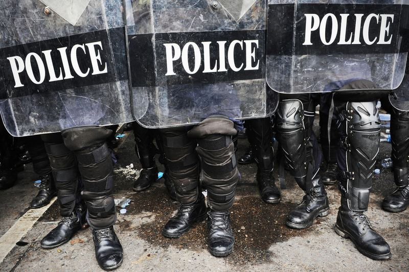 """Is there really a """"War on Police"""" in the United States?"""