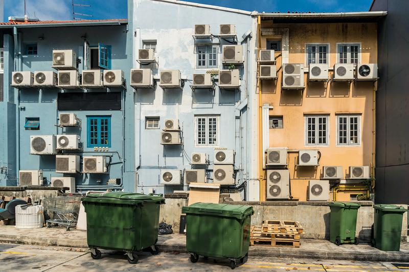 An estimated 700 million air conditioners will be installed worldwide by 2030.