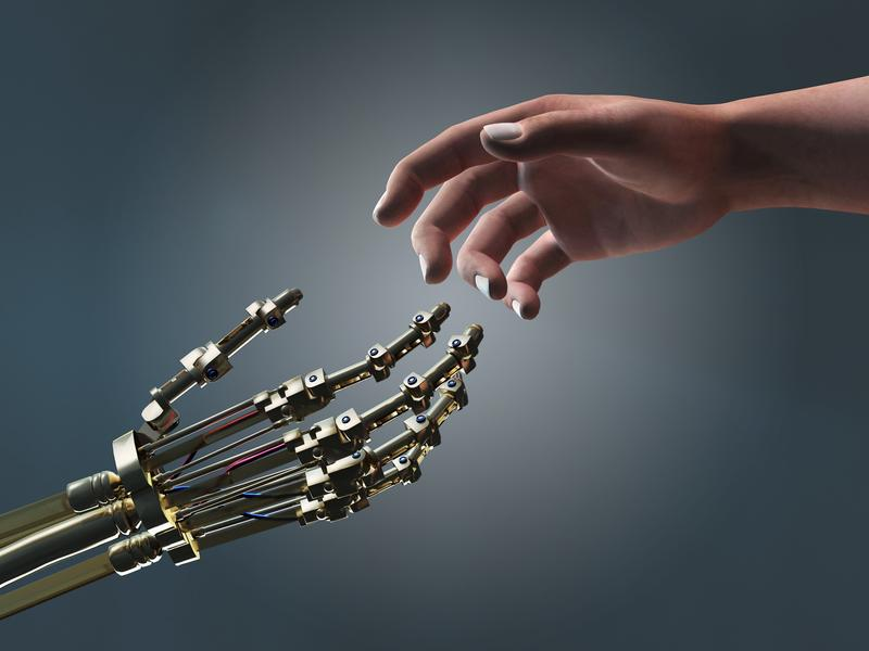 How will human behavior evolve with the inclusion of intelligent robotics?