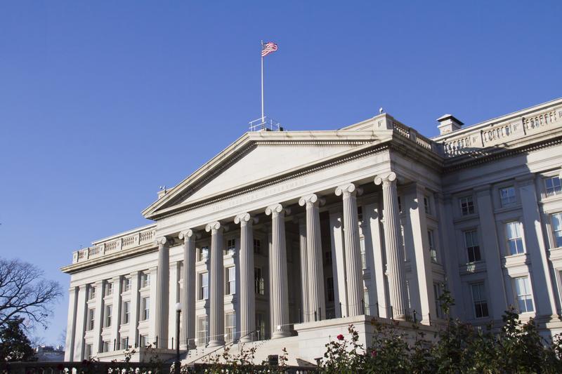 U.S. Dept. of Treasury