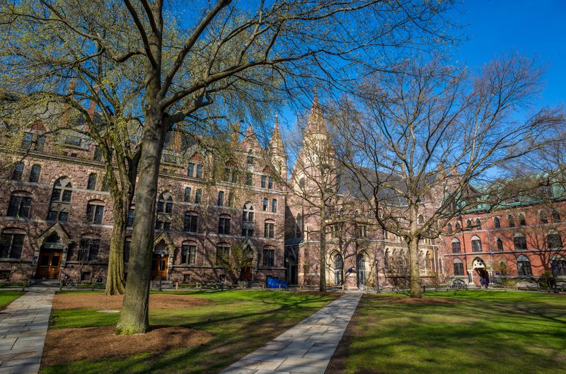 Yale University. William Deresiewicz argues that many students at elite schools don't think critically and creatively or have a sense of purpose.