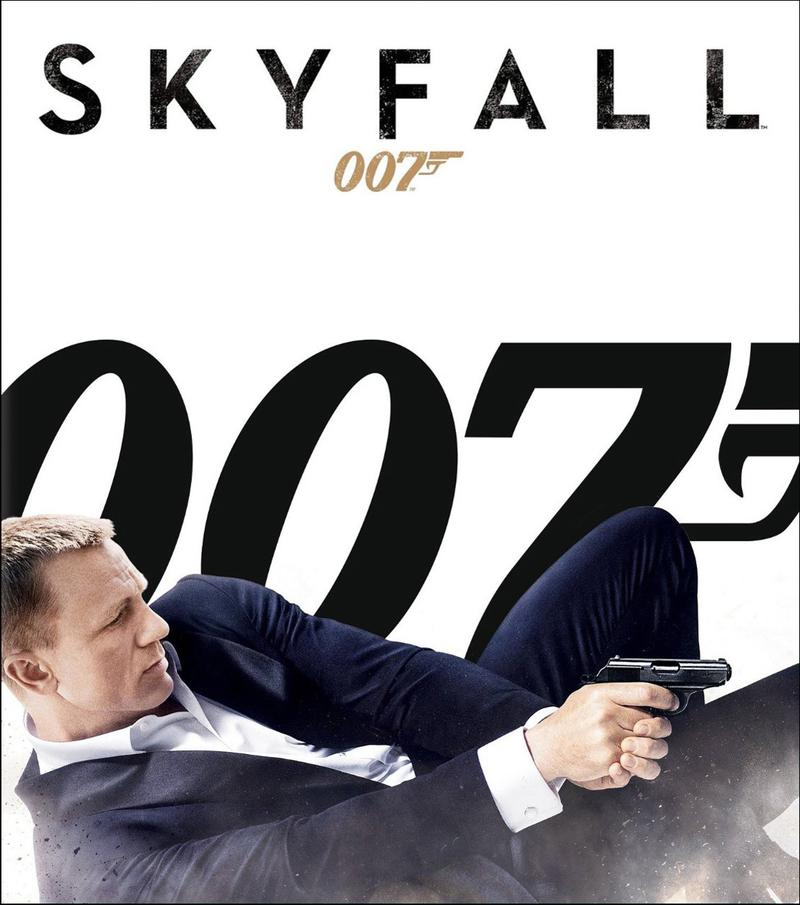<em>Skyfall</em> was one of the top grossing PG-13 movies of 2012, according to Box Office Mojo
