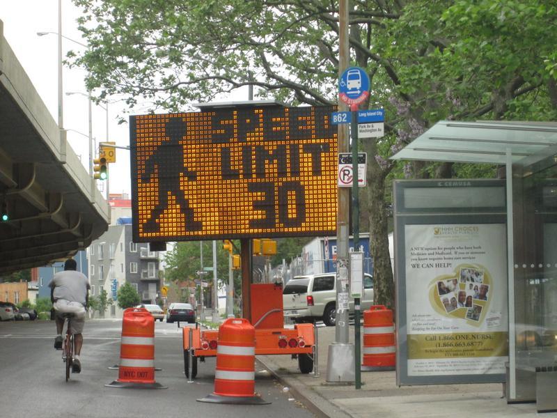 New York City's speed limit