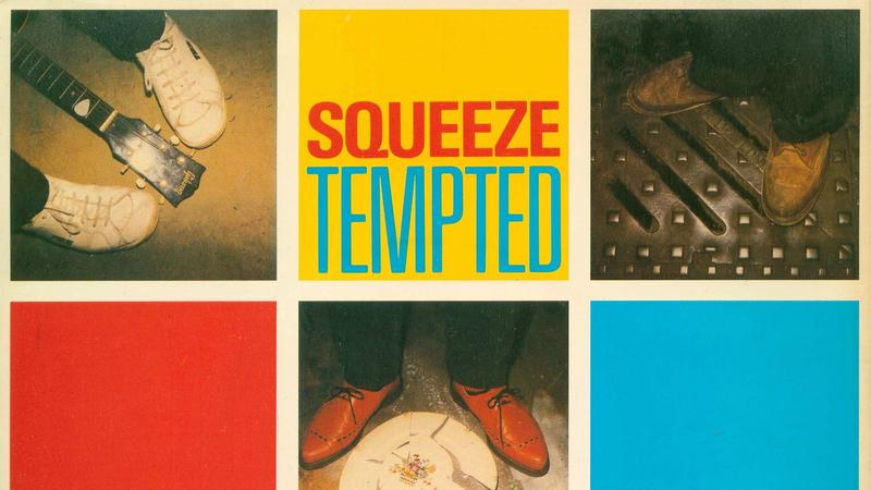Album art for 'Tempted' by Squeeze