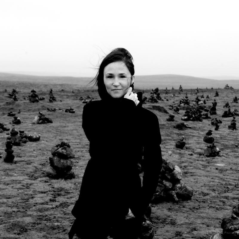 Composer Anna Thorvaldsdottir