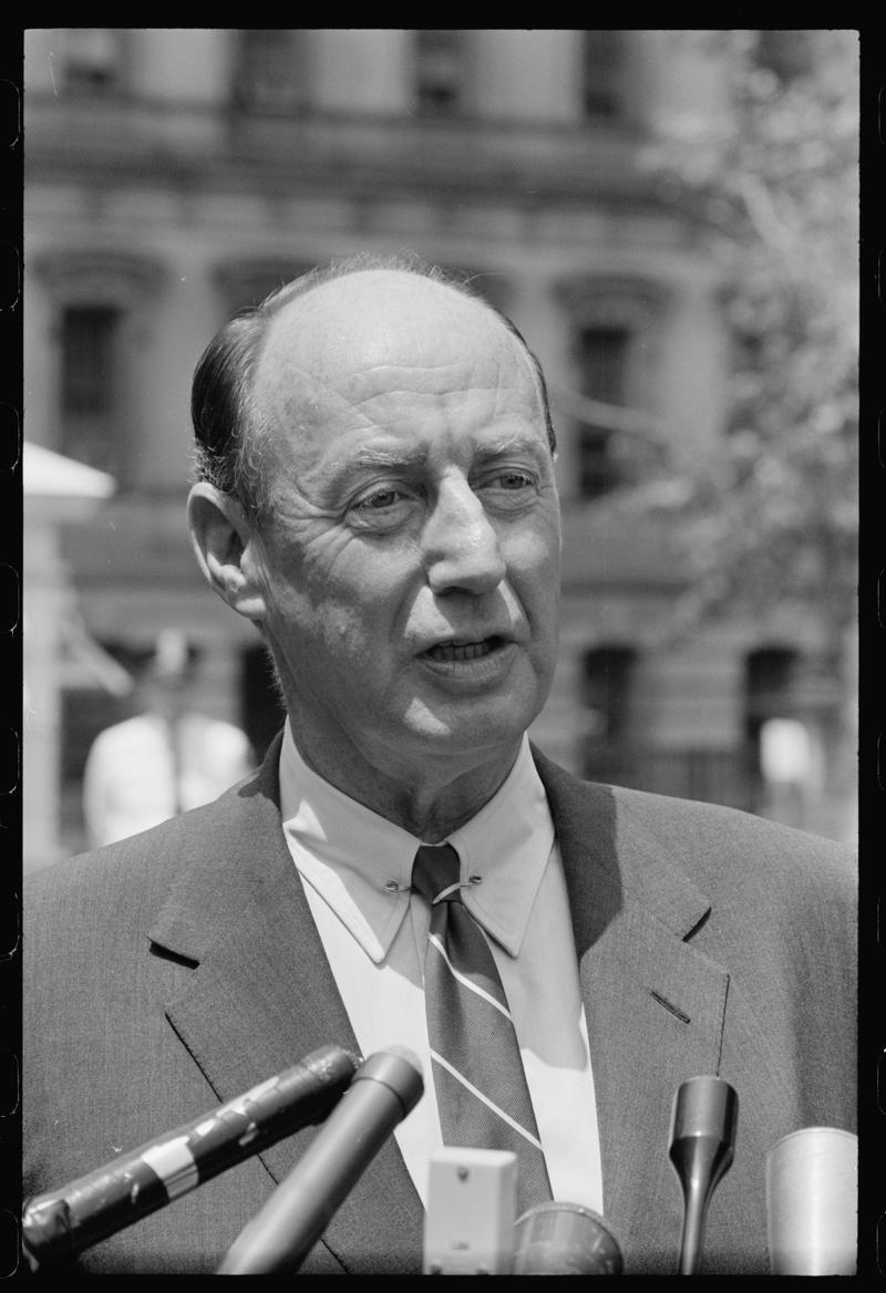 Ambassador Adlai Stevenson, June, 23 1961.