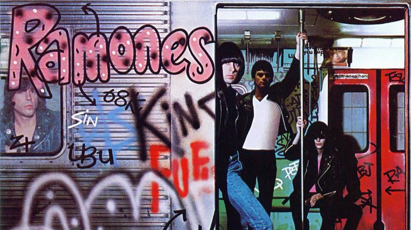 The Ramones' 'Subterranean Jungle.'