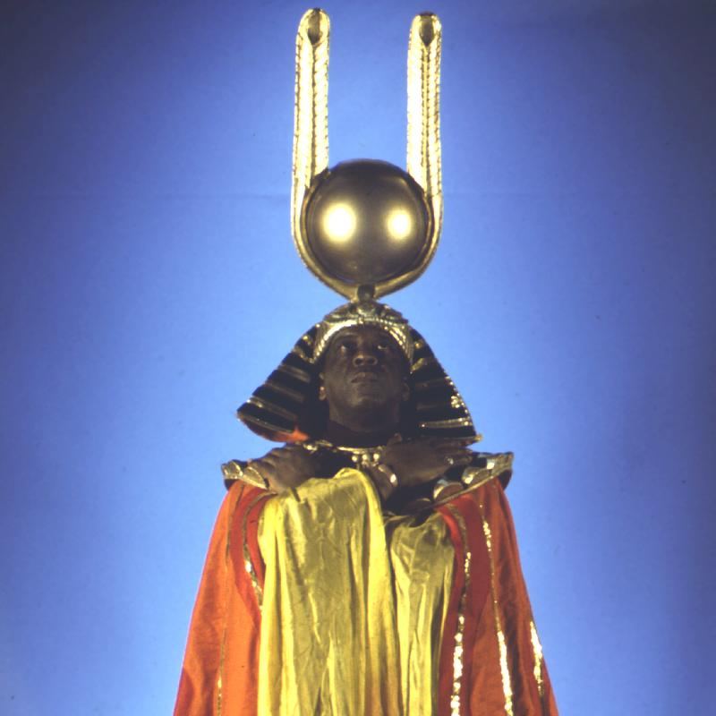 Sun Ra's 'Space Is The Place' is the cosmic jazz album that will convince you the bandleader was truly from Saturn.