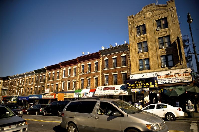 Fifth Avenue in Sunset Park, Brooklyn's 38th district.