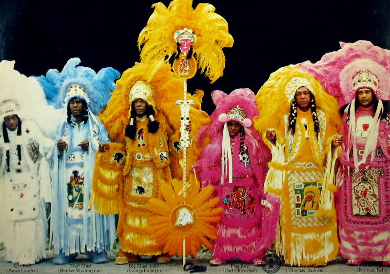 The Wild Tchoupitoulas, 1976.
