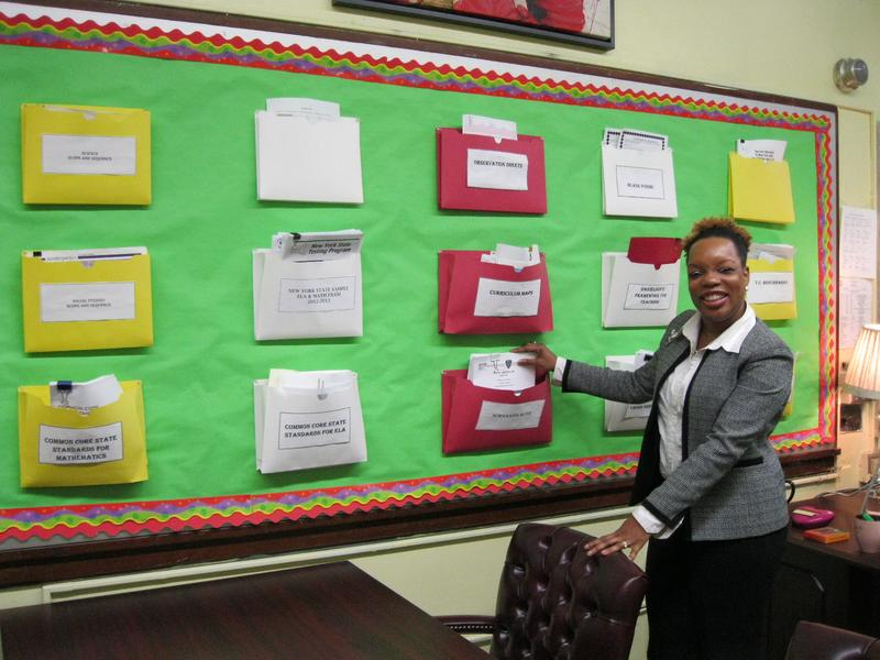 Even the most organized principals, like Temica Francis, have said that implementing the new teacher evaluation system will be a time management challenge.
