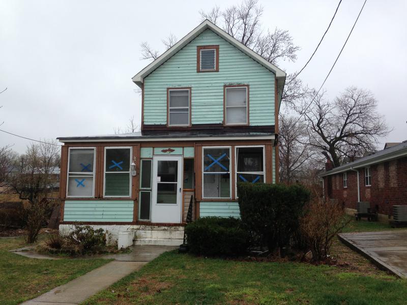 Distressed Home, Keyport, NJ