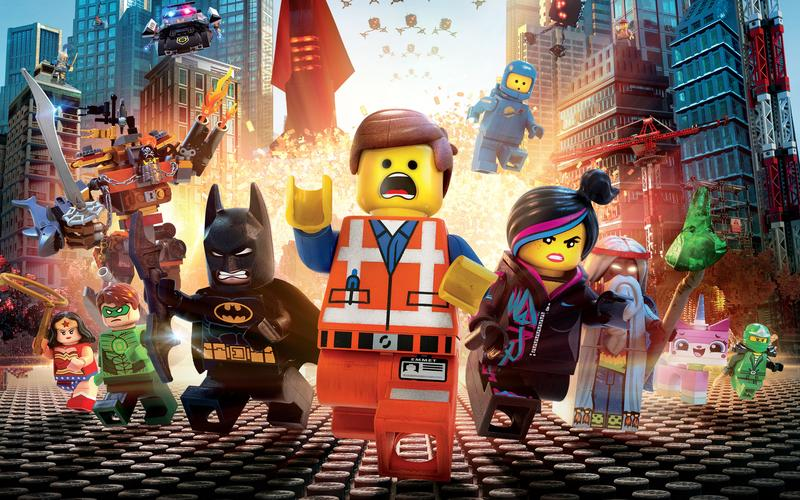 "The ""Lego Movie"" features the voice talents of Chris Pratt, Will Ferrell, Liam Neeson, Elizabeth Banks and many others."