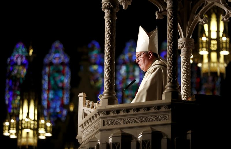 Cardinal Joseph Tobin, the new leader of Newark's Archdiocese, has invited gay and lesbian Catholics to attend Mass.