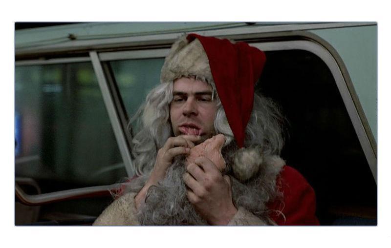 "Dan Aykroyd in the film ""Trading Places."""