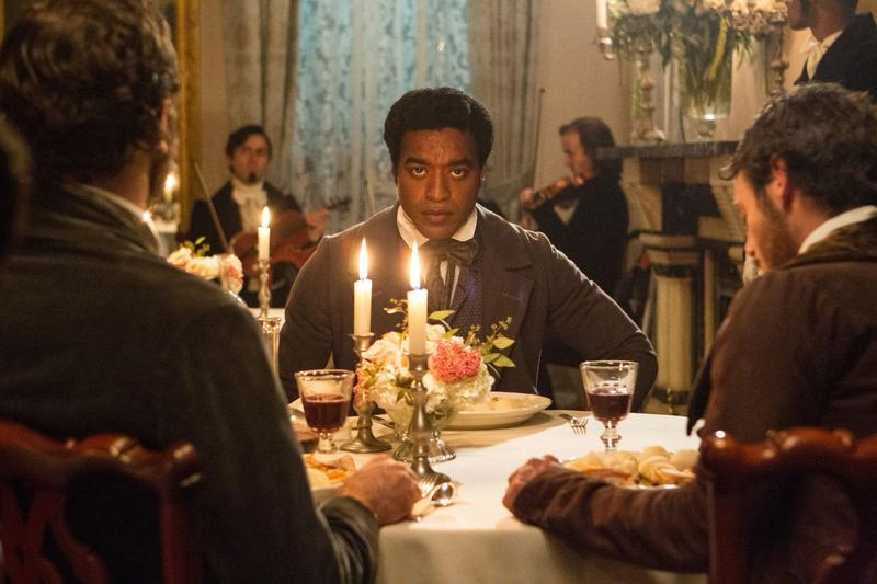 Chiwetel Ejiofor as Solomon Northup in '12 Years a Slave.'