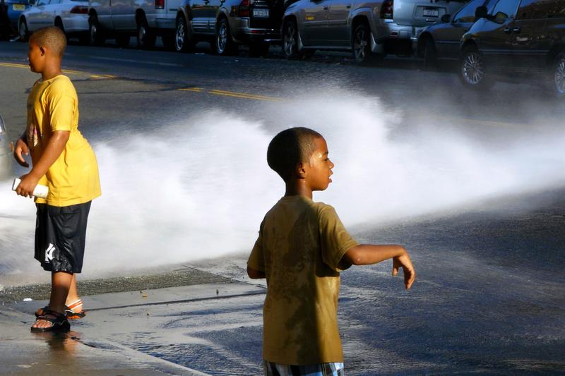 "Harlem is considered one of the ten most ""heat vulnerable"" neighborhoods in the city."