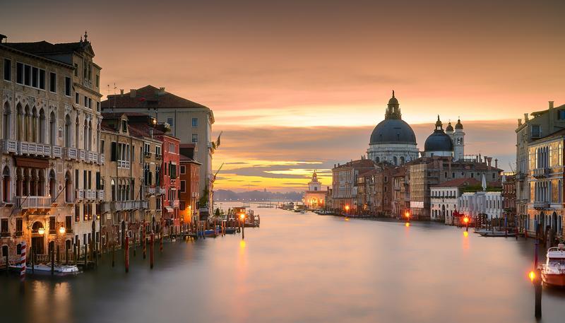 Venice at Sunrise