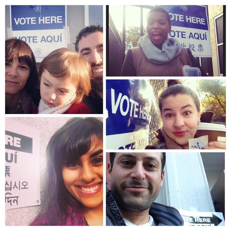 We love every #VoterSelfie.