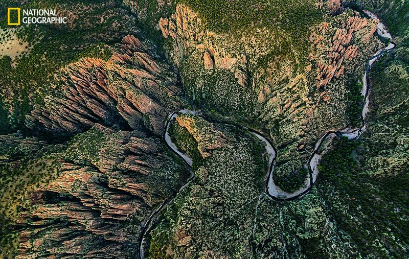 The precursor: 40 years before the Wilderness Act, 755,000 acres in New Mexico's Gila National Forest, including the Middle Fork of the Gila River, became the world's first designated wilderness.