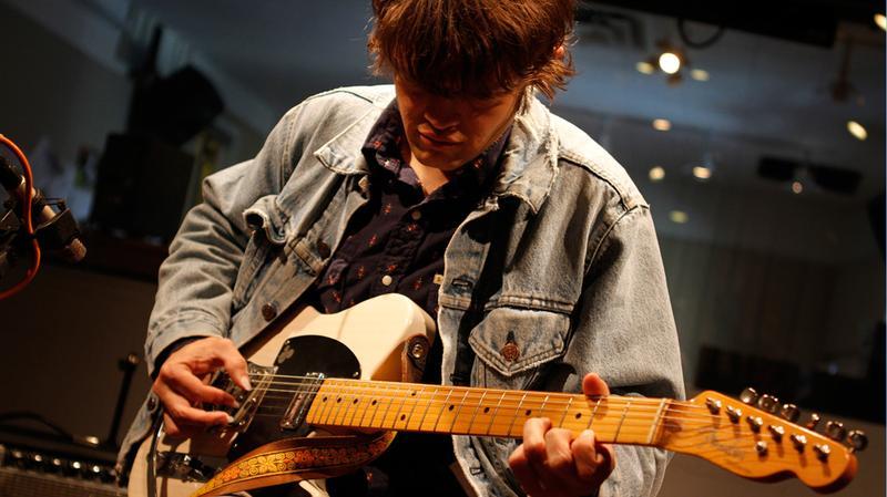Guitarist William Tyler