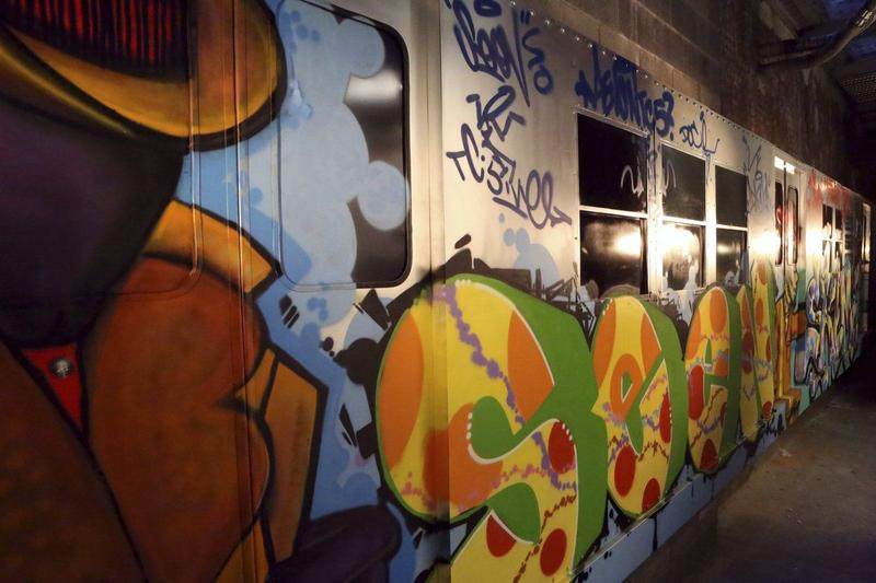 'Write of Passage' showcases the artfulness of graffiti.