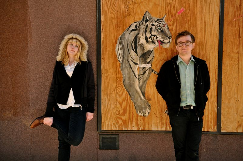 Baltimore duo Wye Oak's superb album 'Civilian' was released in 2011.