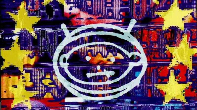 U2's 'Zooropa' was released on July 5, 1993.