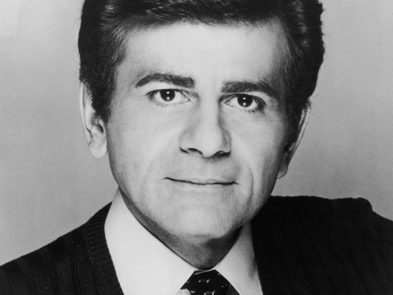 Casey Kasem, in 1975.