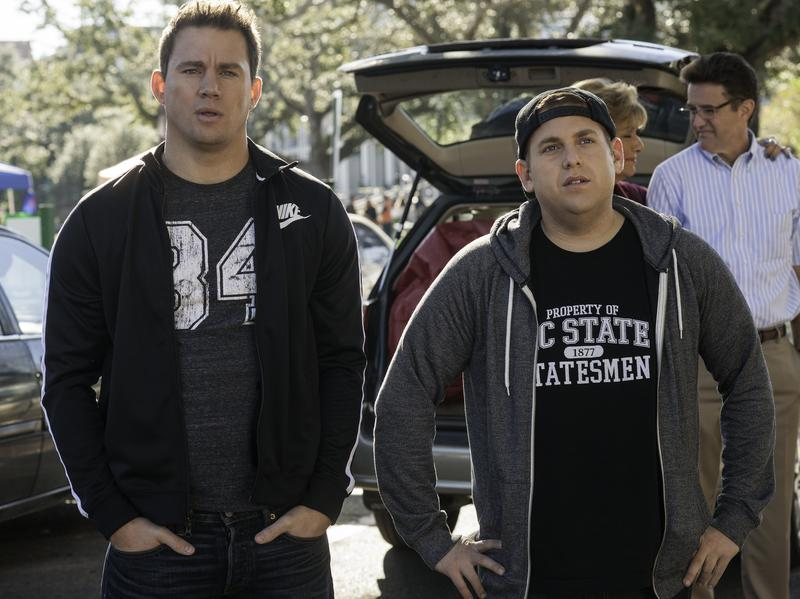 Channing Tatum and Jonah Hill return in the absolutely expected sequel <em>22 Jump Street</em>.