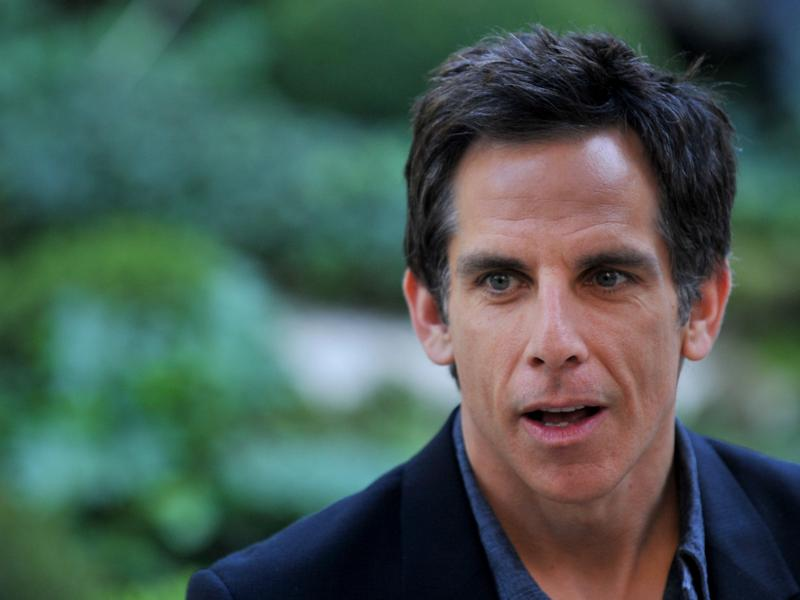 "When Ben Stiller hears ""chicken in the gate,"" rarely does he actually present someone with a live chicken."