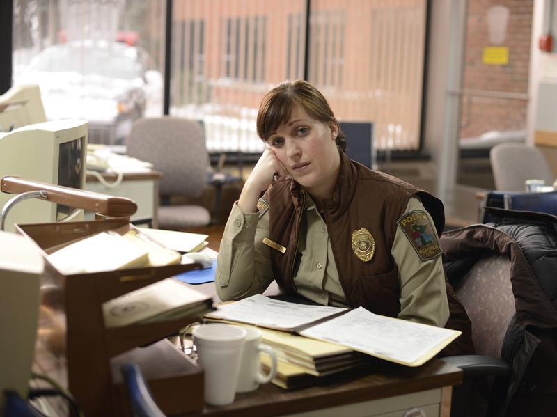 Allison Tolman plays Deputy Sheriff Molly Solverson in the FX TV series<em> Fargo</em>. It's a breakout role for the actress who had done only theater and commercials.