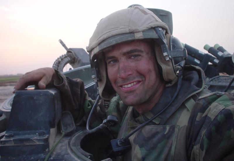 Seth Moulton served four tours of duty in Iraq over five years. (sethmoulton.com)