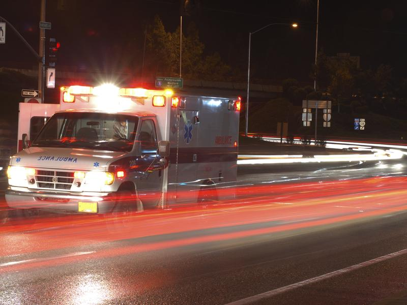 Speeding to a house call? Training paramedics to do more treatment at the scene can be pricey, critics say.