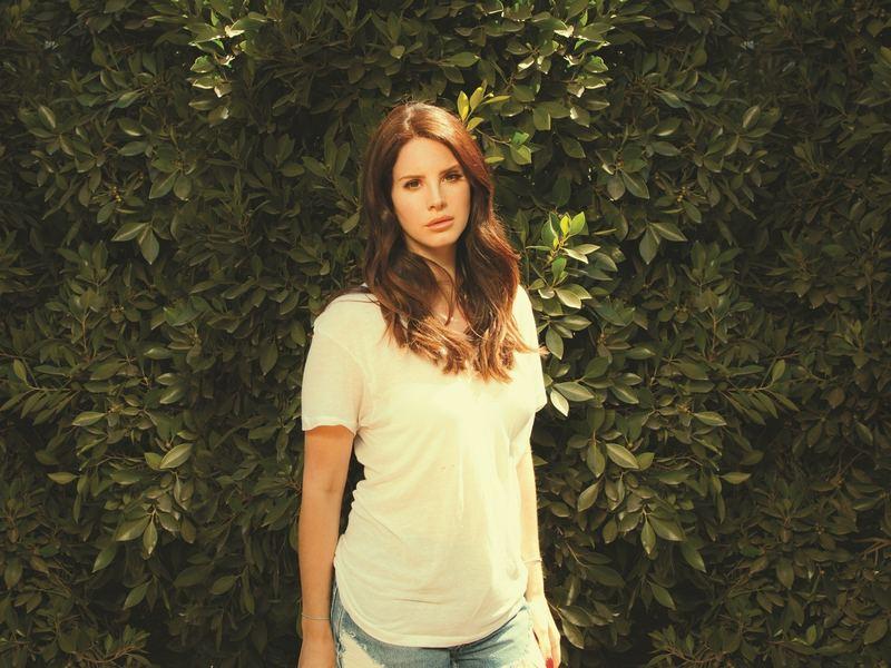 Lana Del Rey's new album is <em>Ultraviolence.</em>