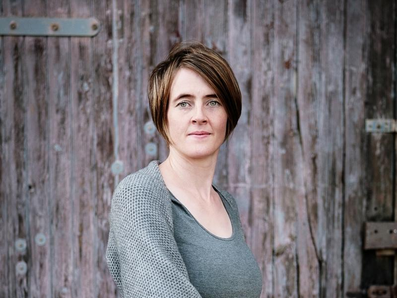 Karine Polwart appears on this week's show.