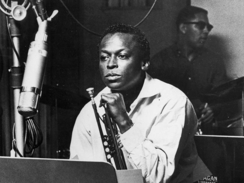 You can learn jazz appreciation from a computer. But you'll never learn how to be cool like Miles Davis.