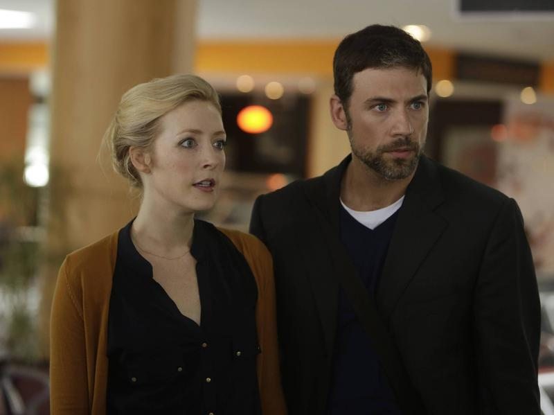 "Jennifer Finnegan is Molly Al-Fayeed and Adam Rayner is Bassam ""Barry"" Al-Fayeed, the Americanized couple at the heart of FX's <em>Tyrant</em>."