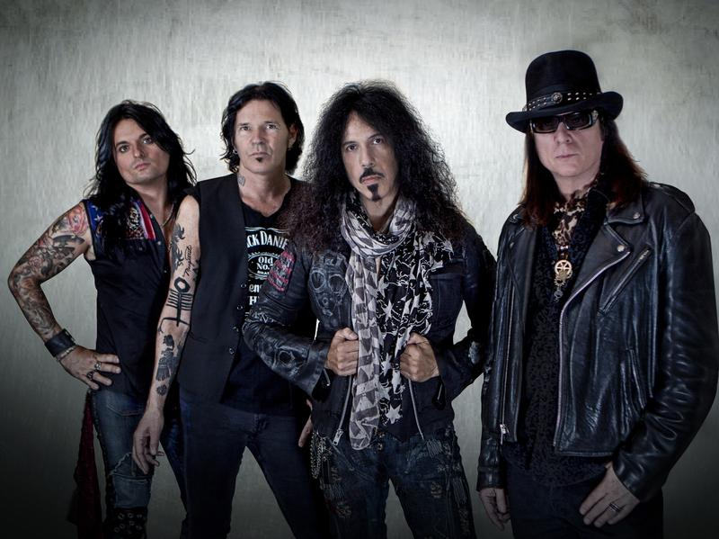 Only one member of Quiet Riot remains from its early-'80s heyday — and the founding members are all gone. Does it matter?