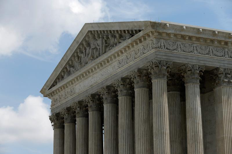 The U.S. Supreme Court is pictured on June 25, 2014 in Washington, D.C. (Win McNamee/Getty Images)